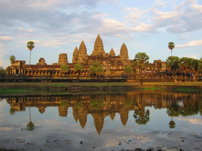 Quần thể Angkor Wat