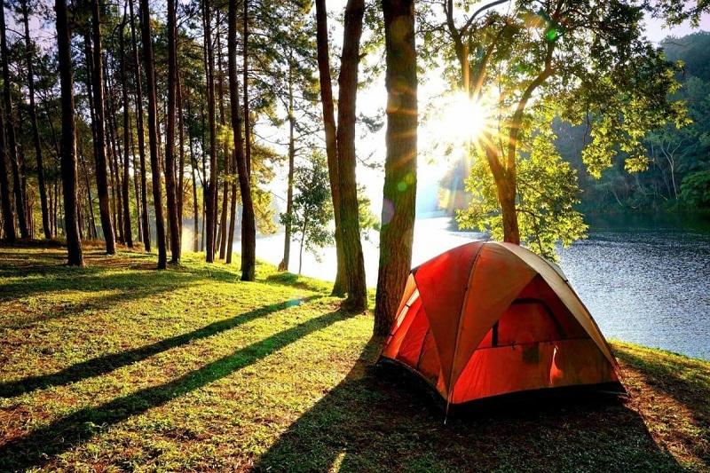 những điều cần lưu ý khi cắm trại tại Ba Vì