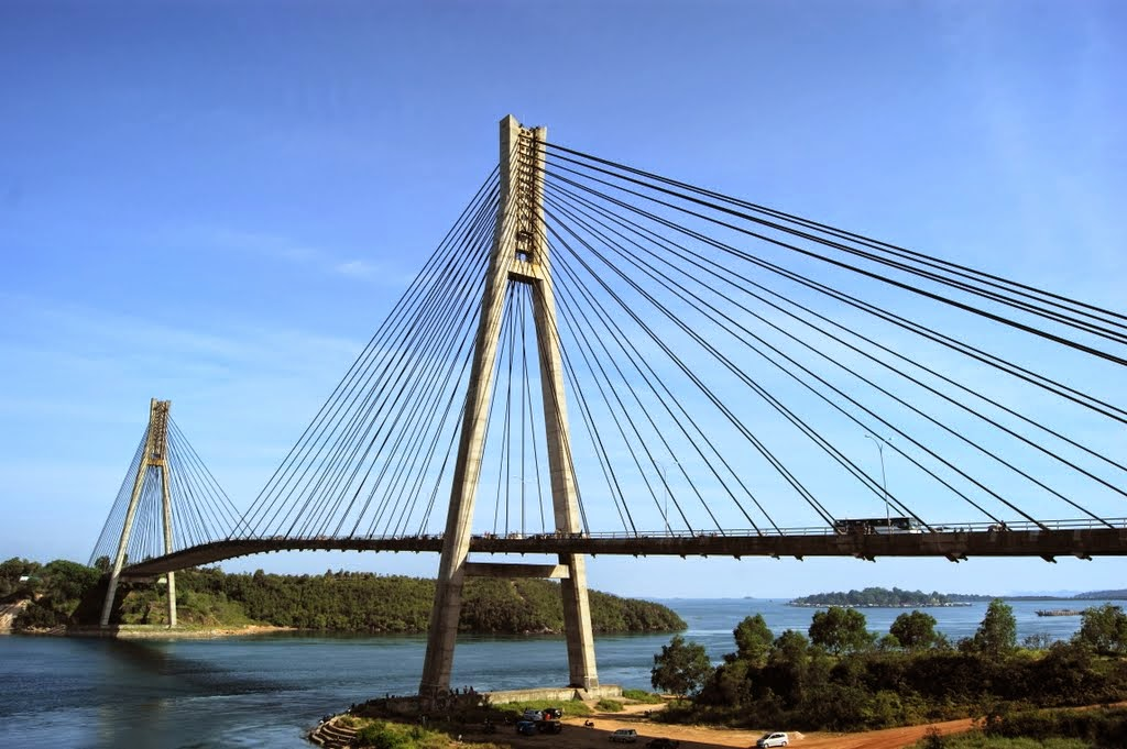 Cây cầu Barelang