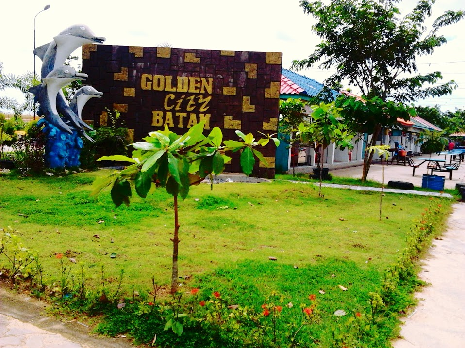 Golden City tại đảo Batam