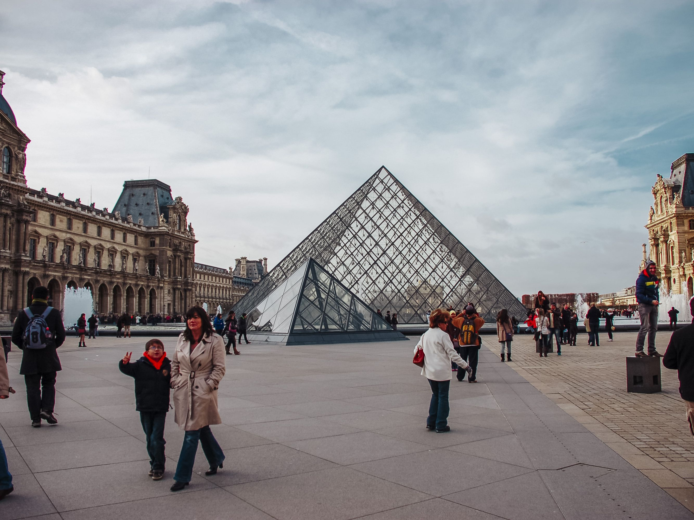 Tại Pháp có rất nhiều bảo tàng miễn phí
