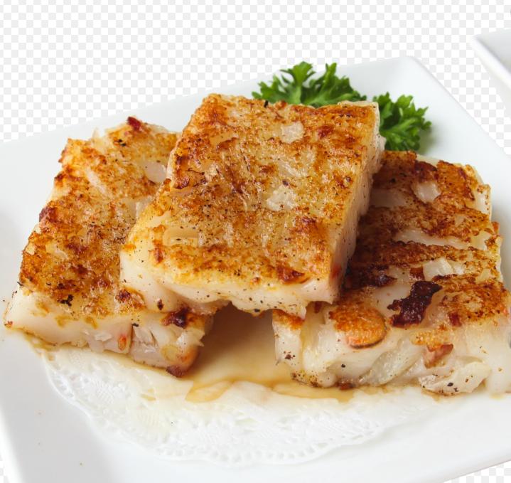 Món bánh củ cải có nguồn gốc từ Trung Hoa