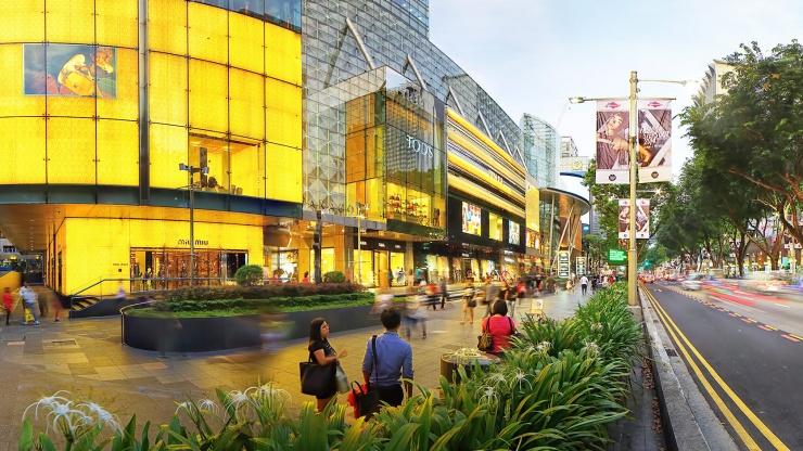 Đại lộ Orchard Road