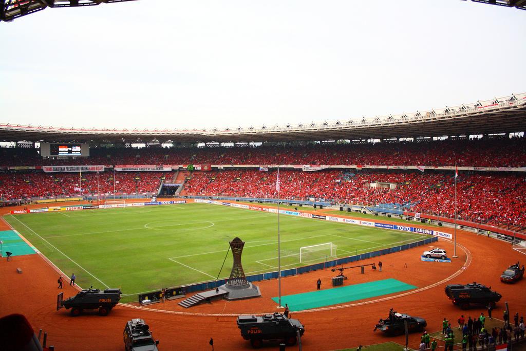 sân vận động Gelora Bung Karno