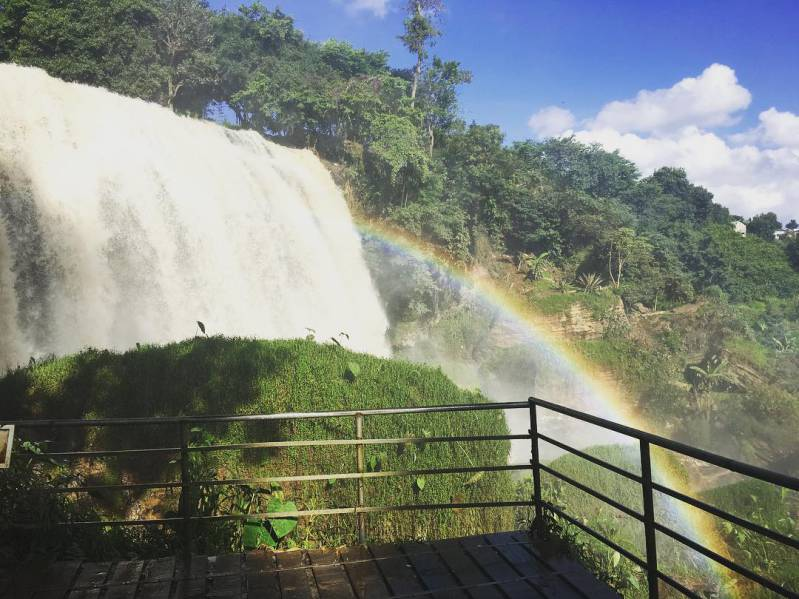 Elephant Waterfall Da lat
