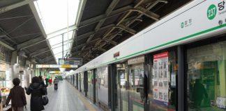 kinh nghiệm đi lại ở Seoul bằng tàu điện ngầm