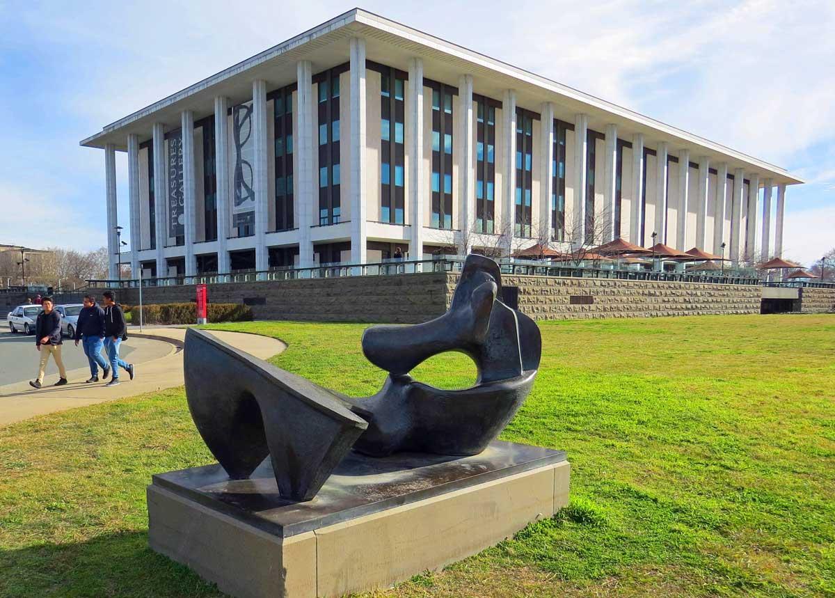 Thư viện quốc gia Úc