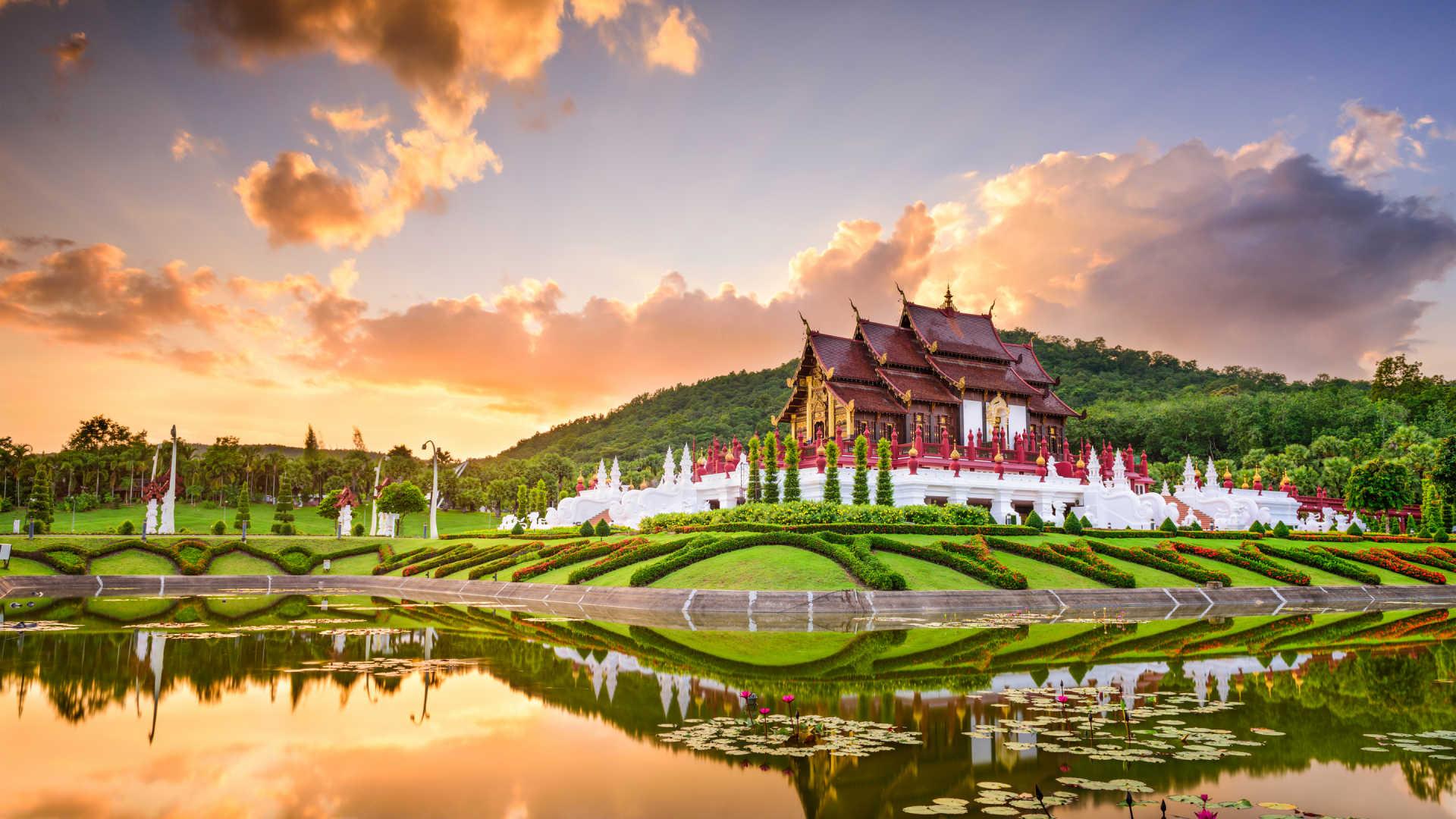 kinh nghiệm du lịch Chiang Rai