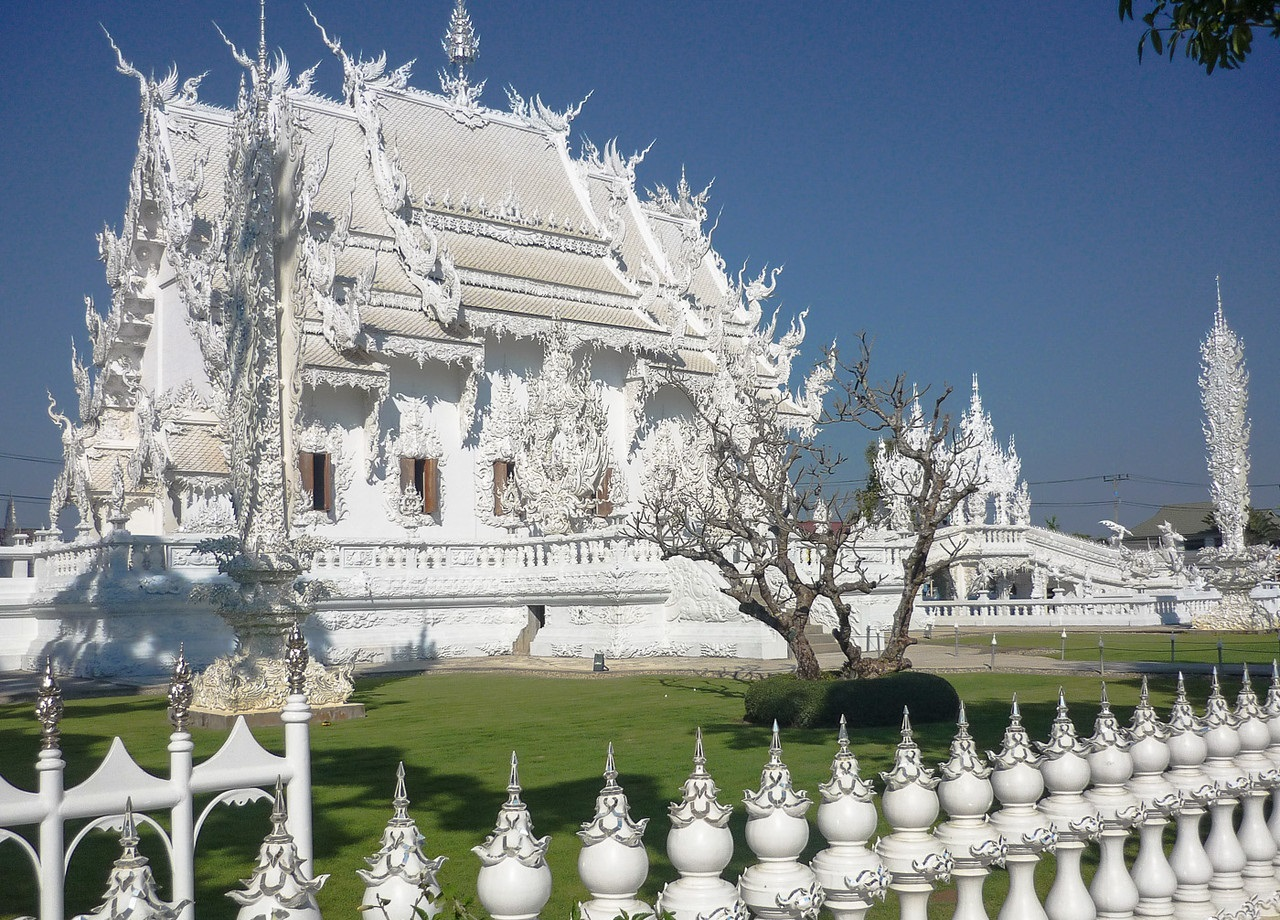 Chùa Wat Rong Khun