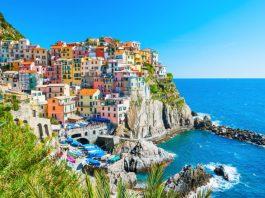 kinh nghiệm du lịch Cinque Terre