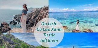 kinh nghiệm du lịch Cù Lao Xanh