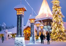 kinh nghiệm du lịch Lapland