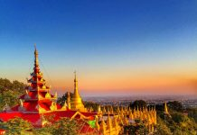 kinh nghiệm du lịch Mandalay