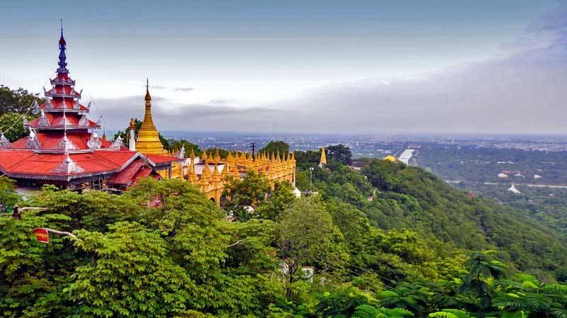 Đồi Mandalay