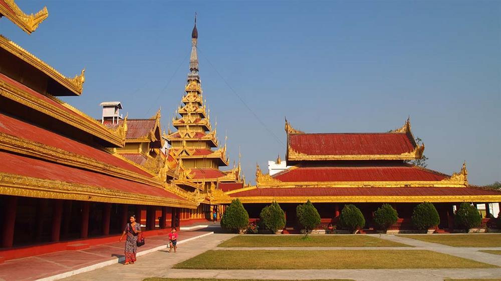 Hoàng cung Mandalay