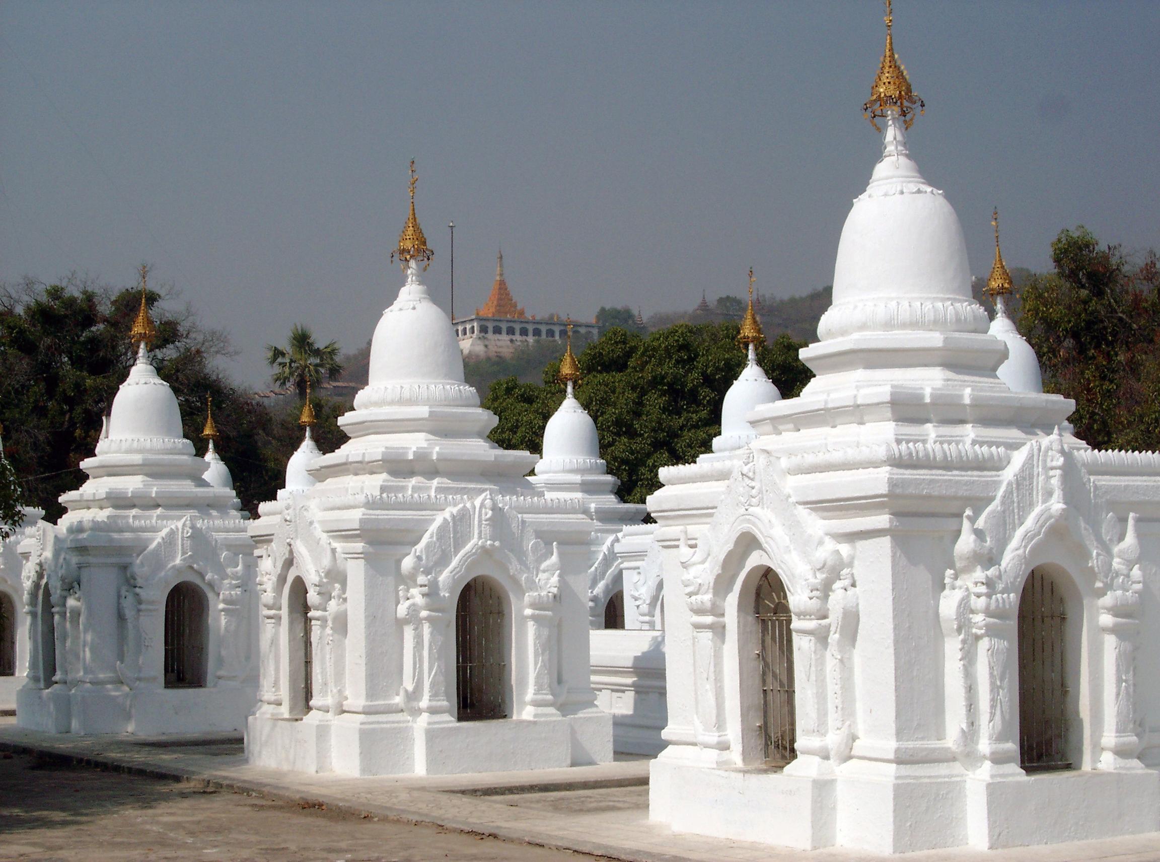Chùa Kuthodaw Paya