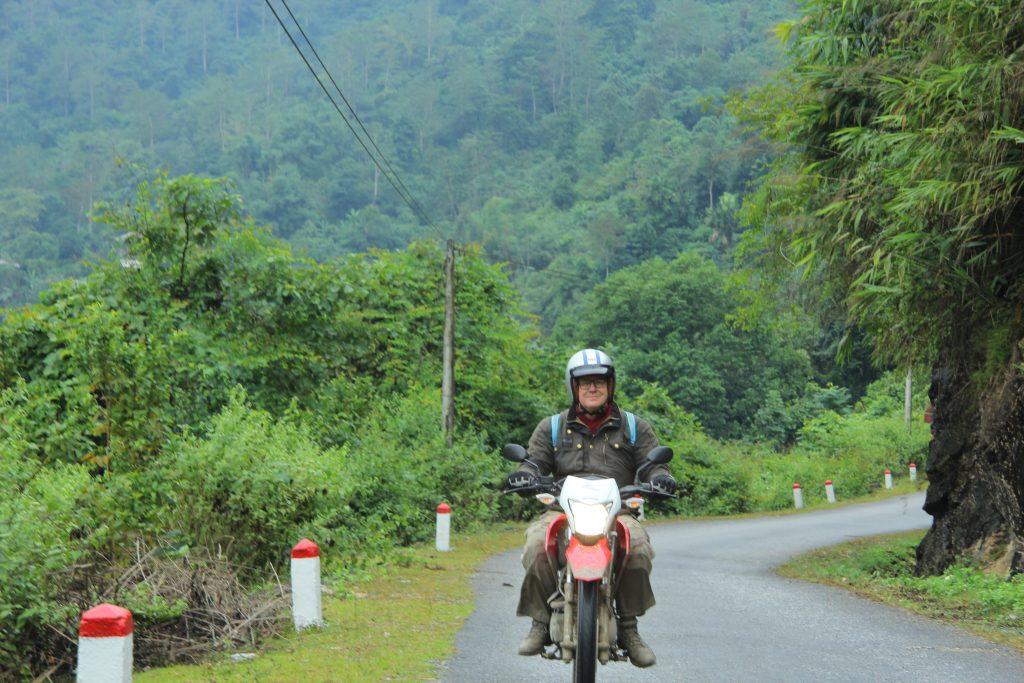 thuê xe máy ở Bắc Giang