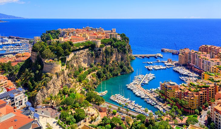 kinh nghiệm du lịch Monaco