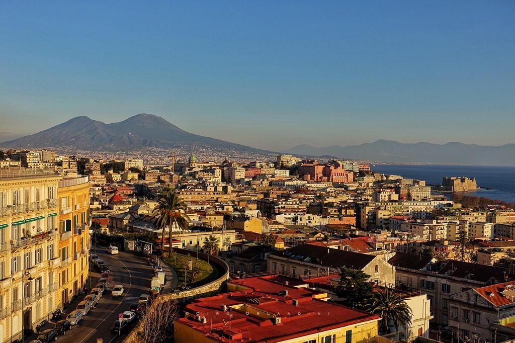 kinh nghiệm du lịch Napoli