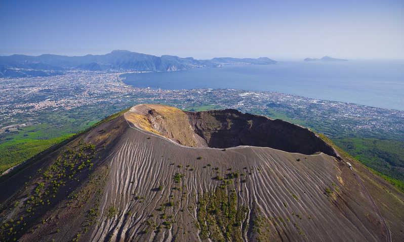Thám hiểm núi lửa Vesuvius