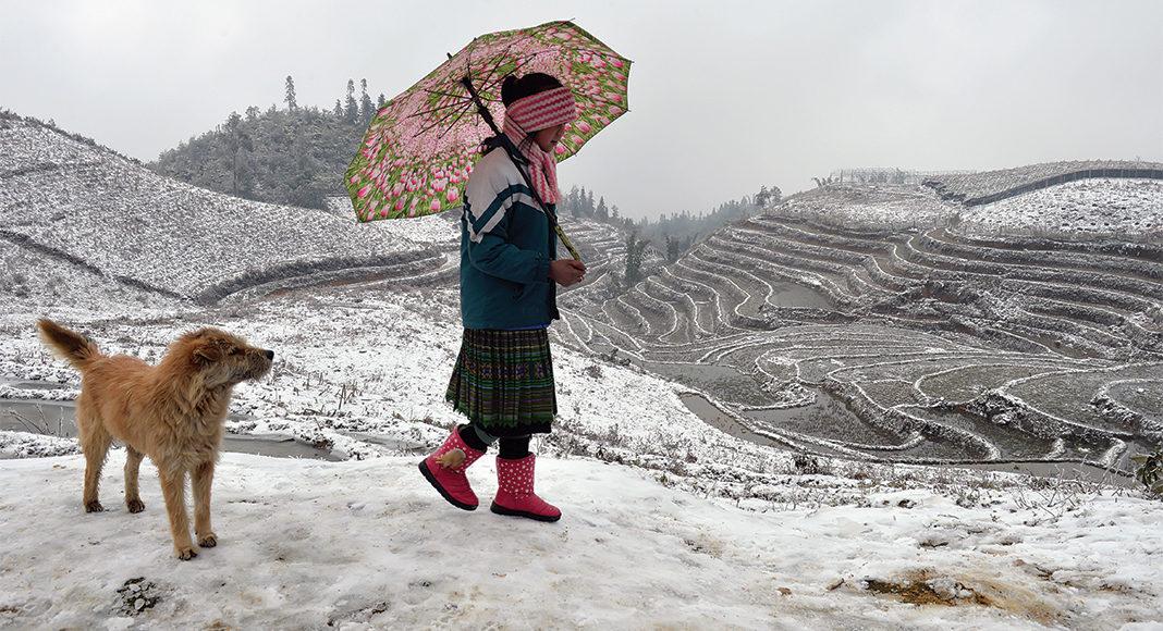 kinh nghiệm du lịch Sapa vào mùa đông