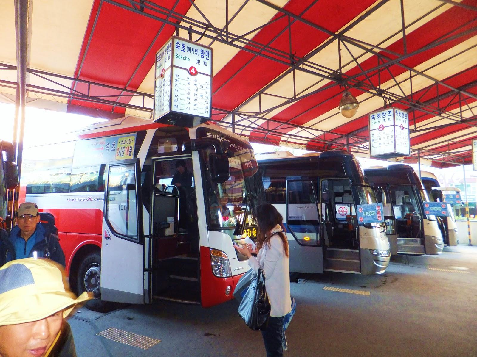 kinh nghiệm du lịch Sokcho