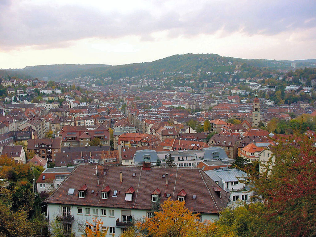 kinh nghiệm du lịch Stuttgart