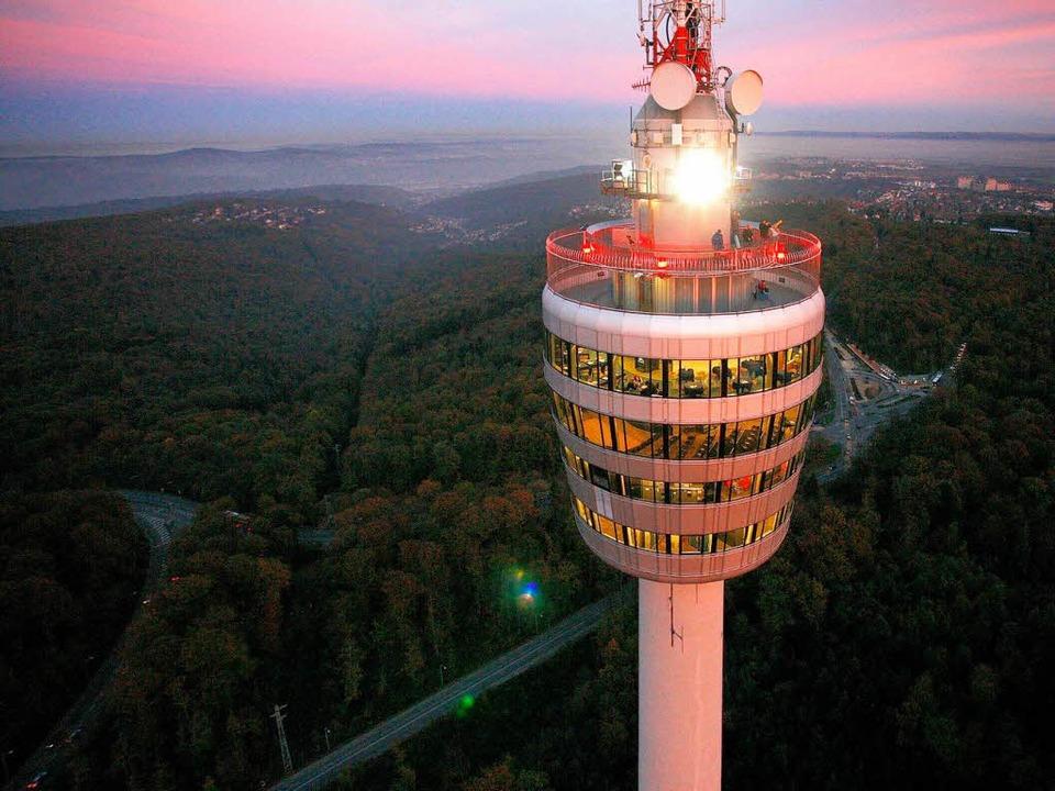 Tháp truyền hình Stuttgart