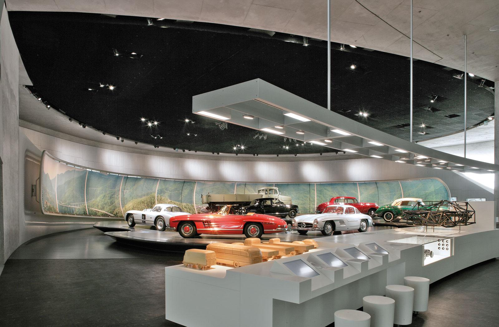 Bảo tàng Mercedes-Benz