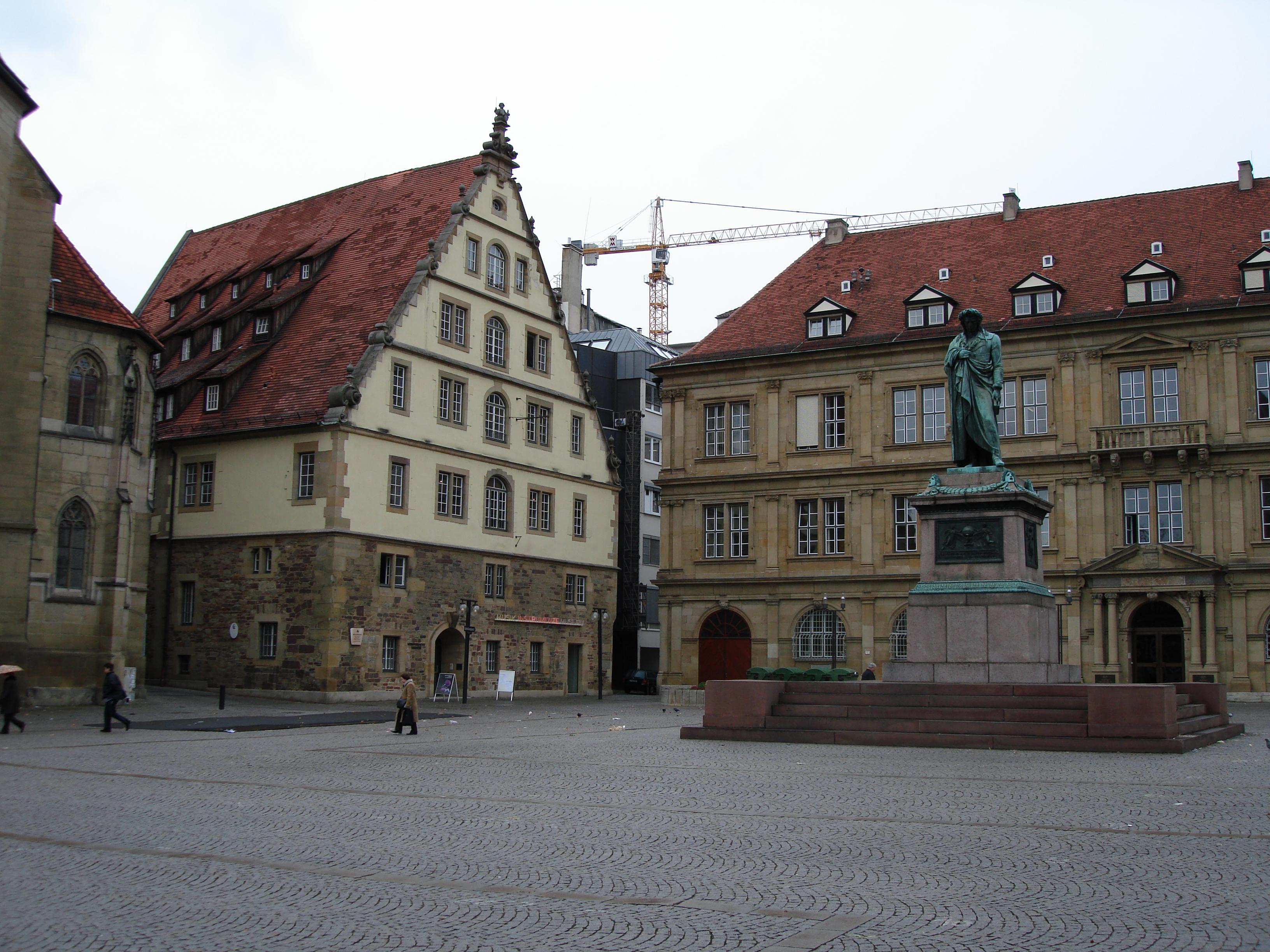 Quảng trường SchillerplatzQuảng trường Schillerplatz