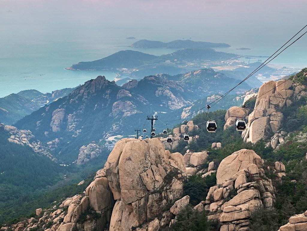 Núi Laoshan