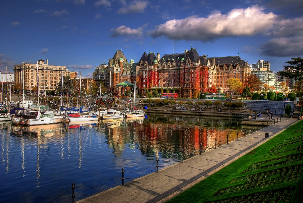 kinh nghiệm du lịch Victoria