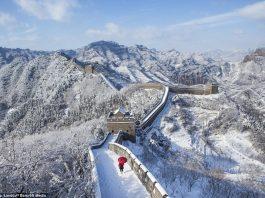 những địa điểm du lịch Trung Quốc mùa đông
