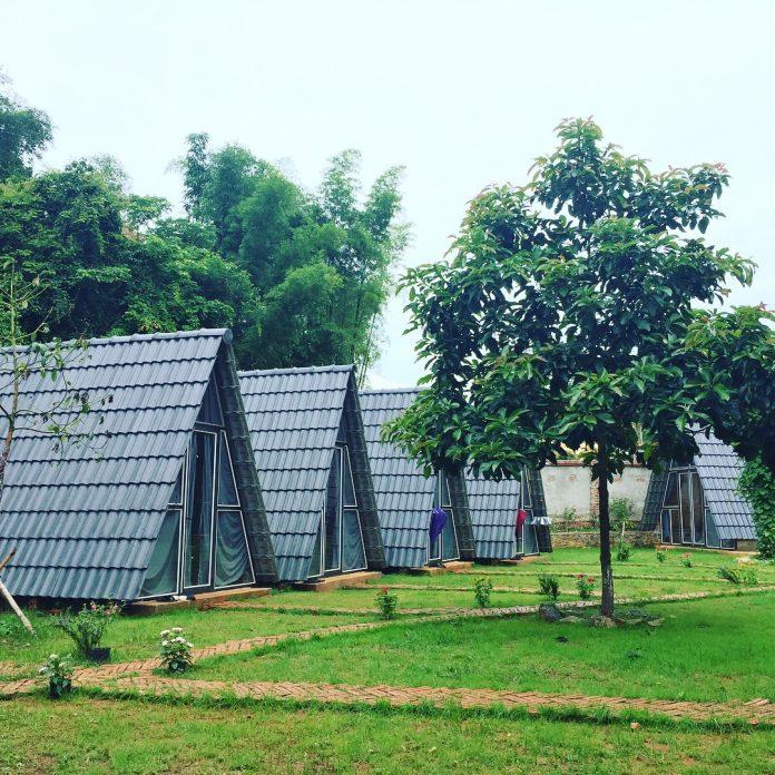 The most beautiful homestay in Moc Chau