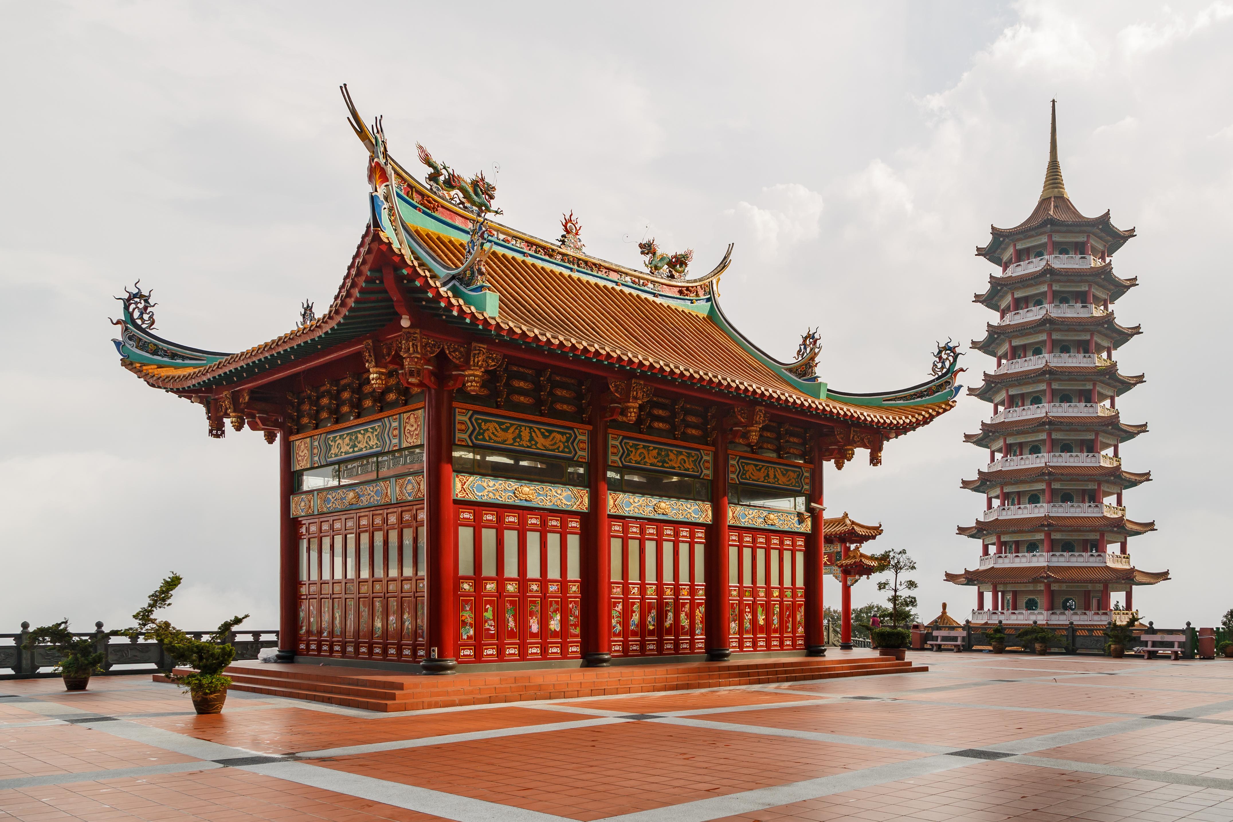 Tham quan chùa Chin Swee