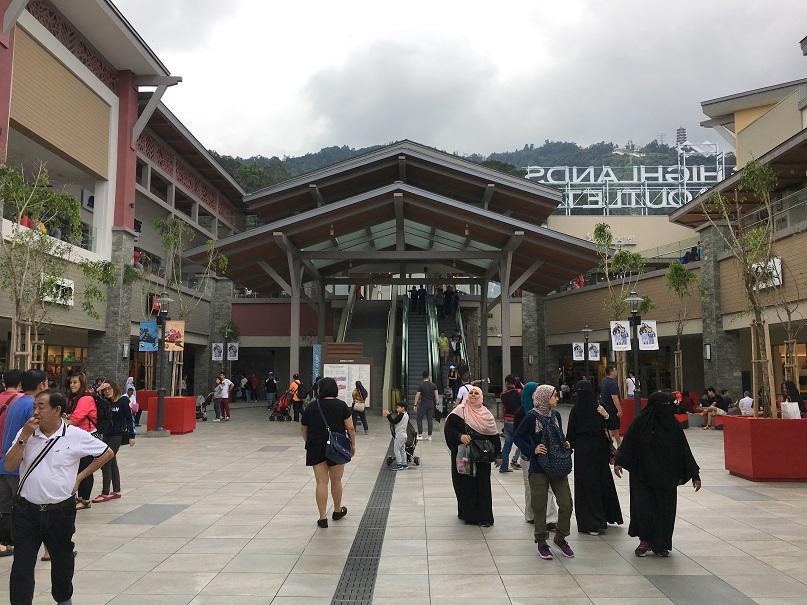 Trung tâm mua sắm Genting Highlands Premium Outlets