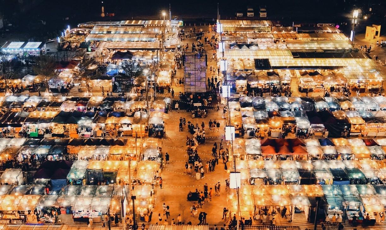 Chợ đêm Palladium