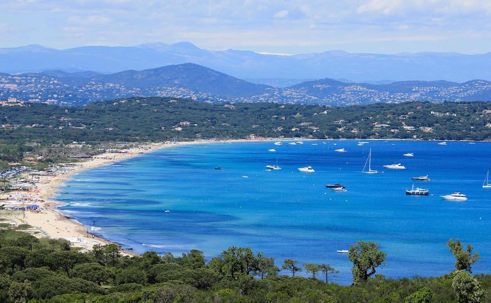 Bãi biển Pampelone, St – Tropez