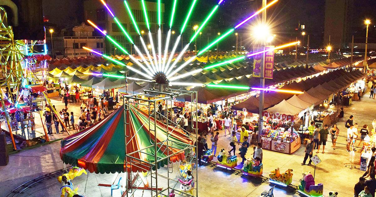 Chợ đêm Talad Neon