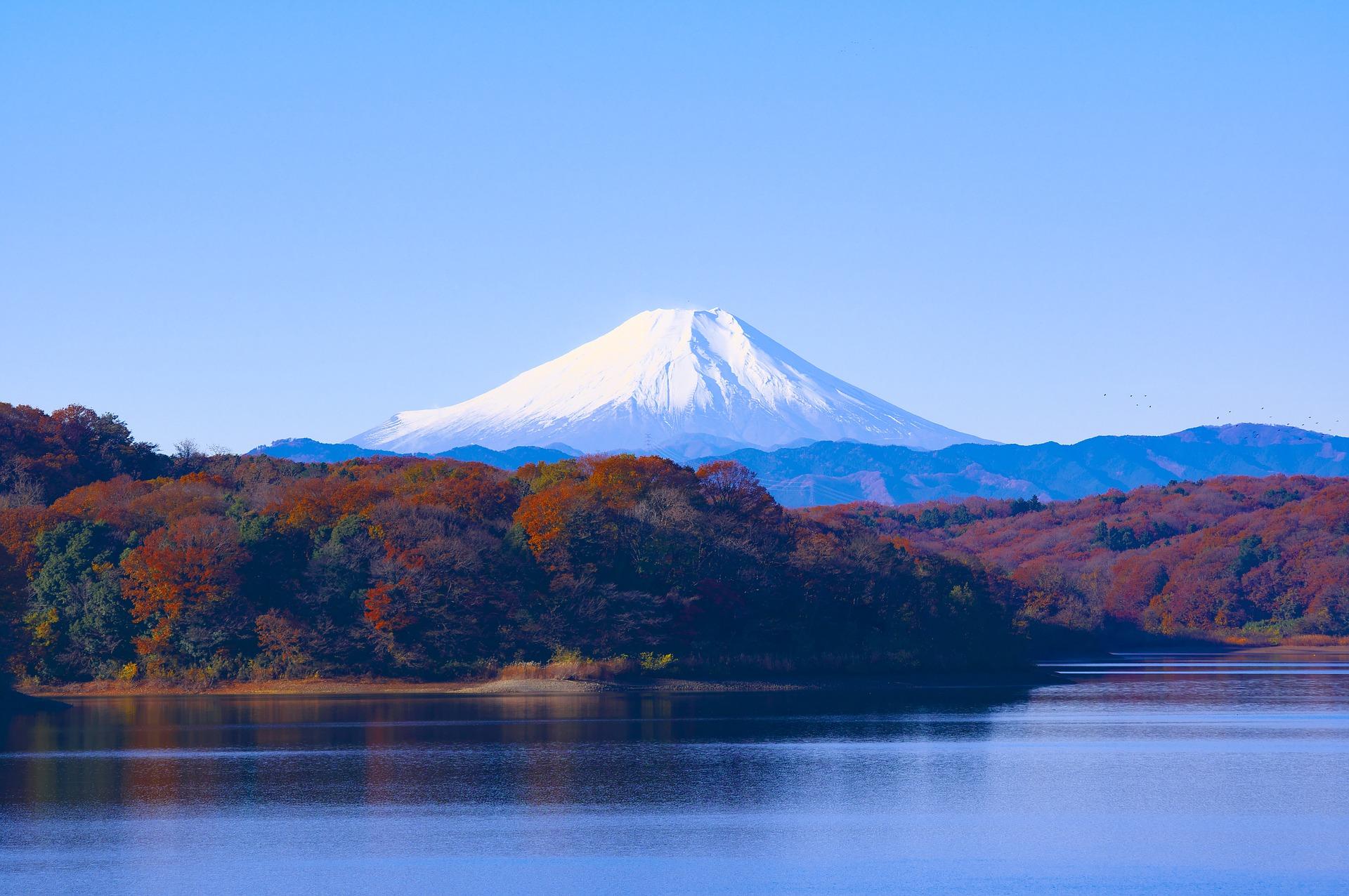 Chinh phục núi Phú Sĩ