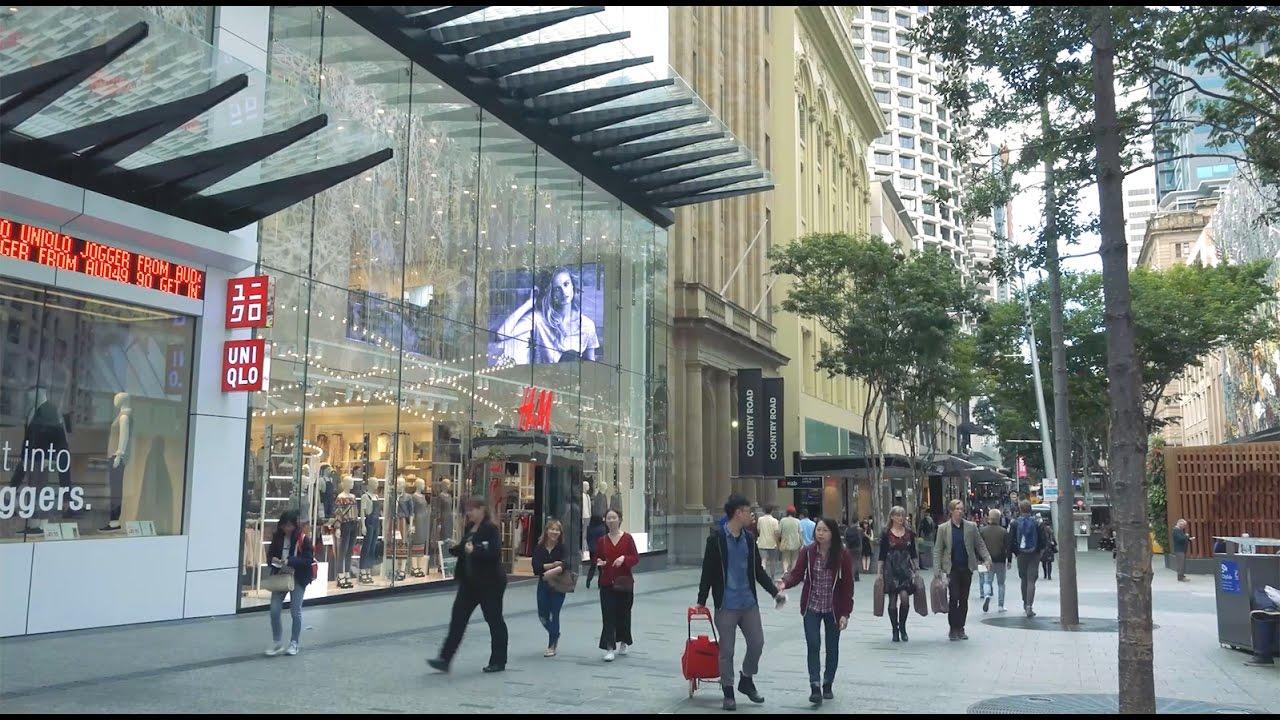 Trung tâm mua sắm Queen Street
