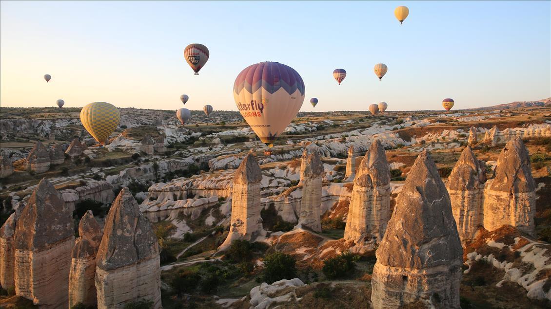 Kinh nghiệm du lịch Cappadocia