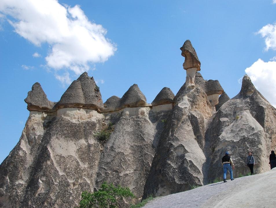 Tham quan thung lũng Pasabag