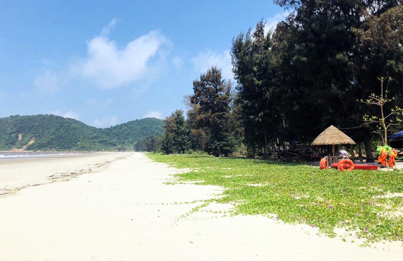 Bãi tắm Trường Chinh