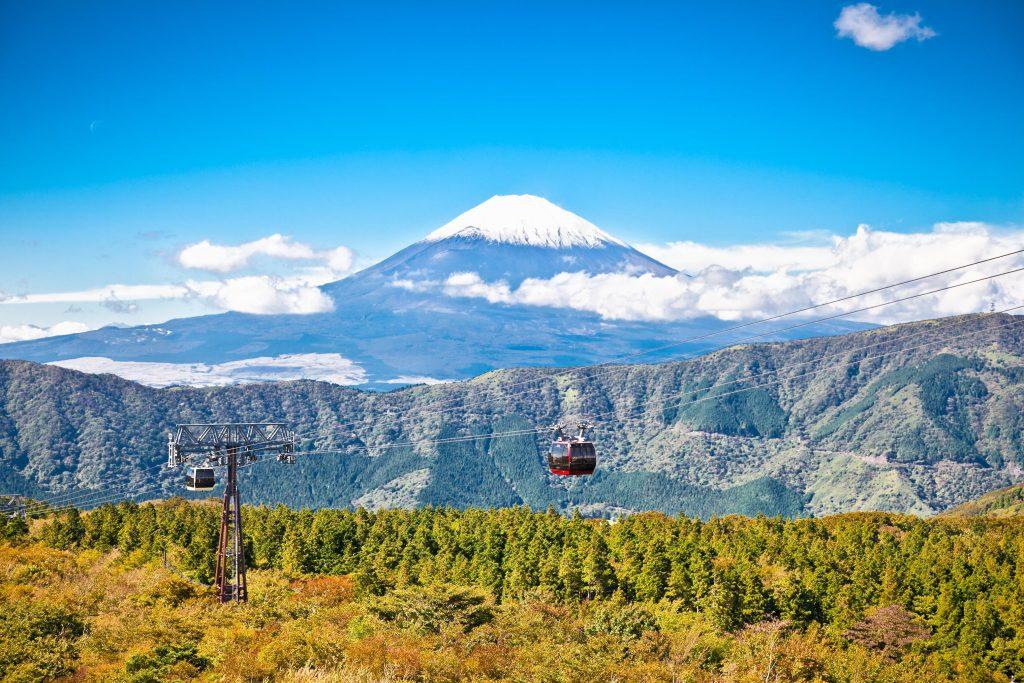 kinh nghiệm du lịch Hakone
