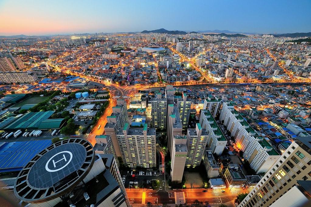 kinh nghiệm du lịch Incheon