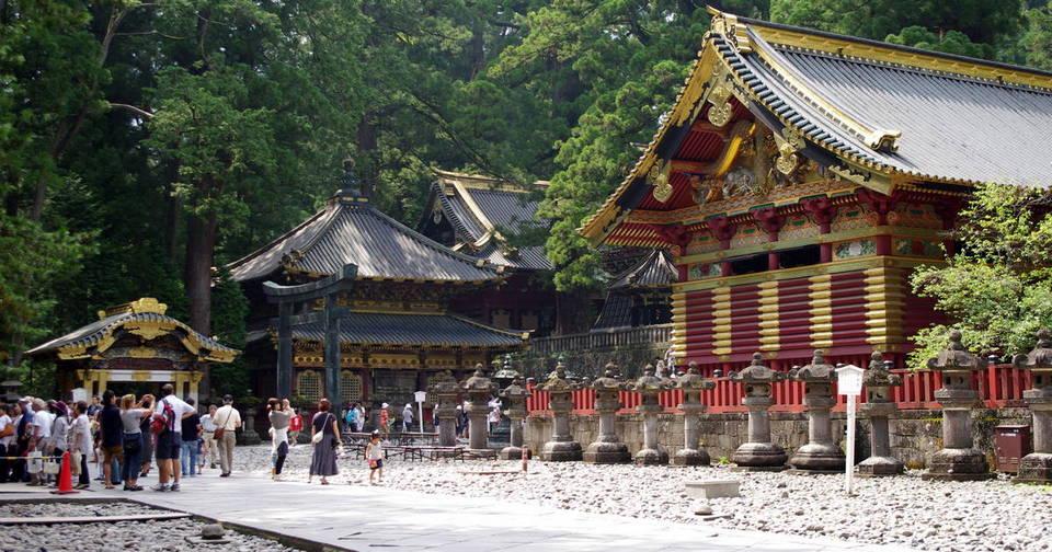 kinh nghiệm du lịch Nikko