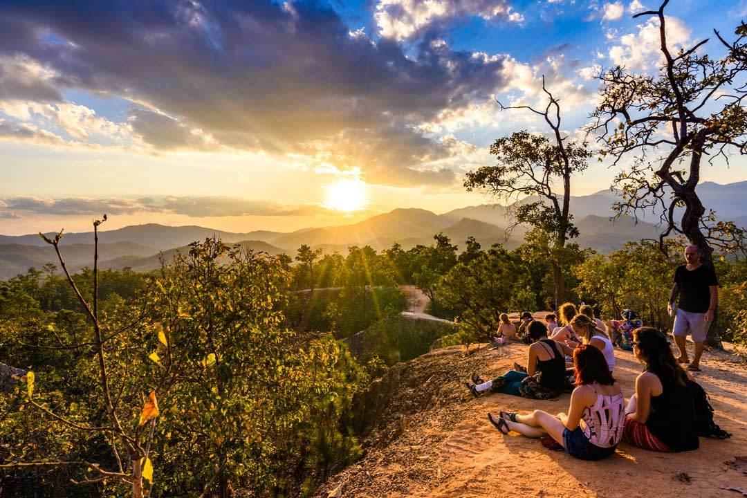[Chia sẻ] Khám phá du lịch thành phố tình yêu Pai, Thái Lan