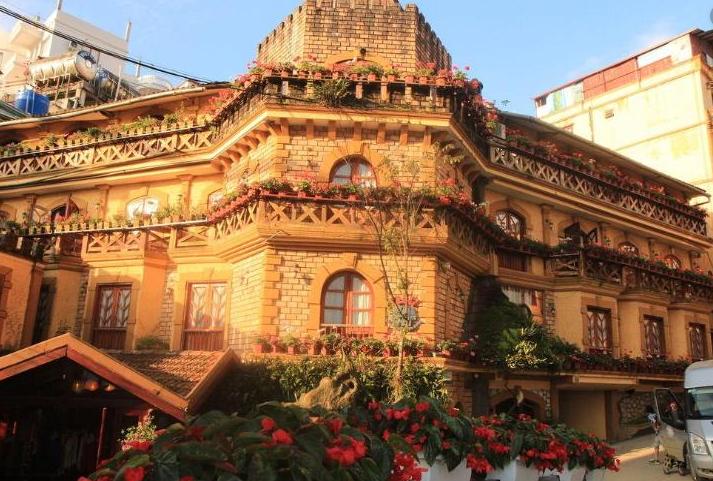 Khách sạn Châu Long Sapa 1