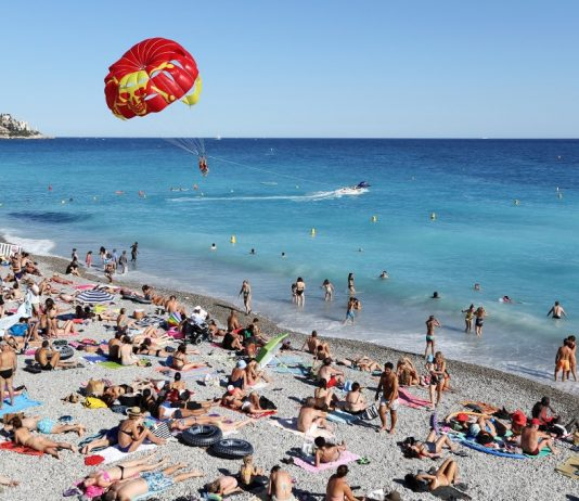 những bãi biển đẹp nhất tại Pháp